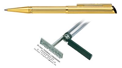 Штампы на ручках