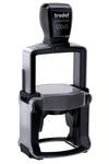 Оснастка для печати круглой, автоматическая металлическая