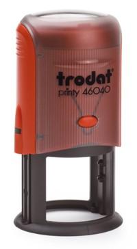Посмотреть оснастку фирмы Trodat