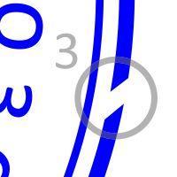 Пример печати с элементами скрытой защиты от подделки